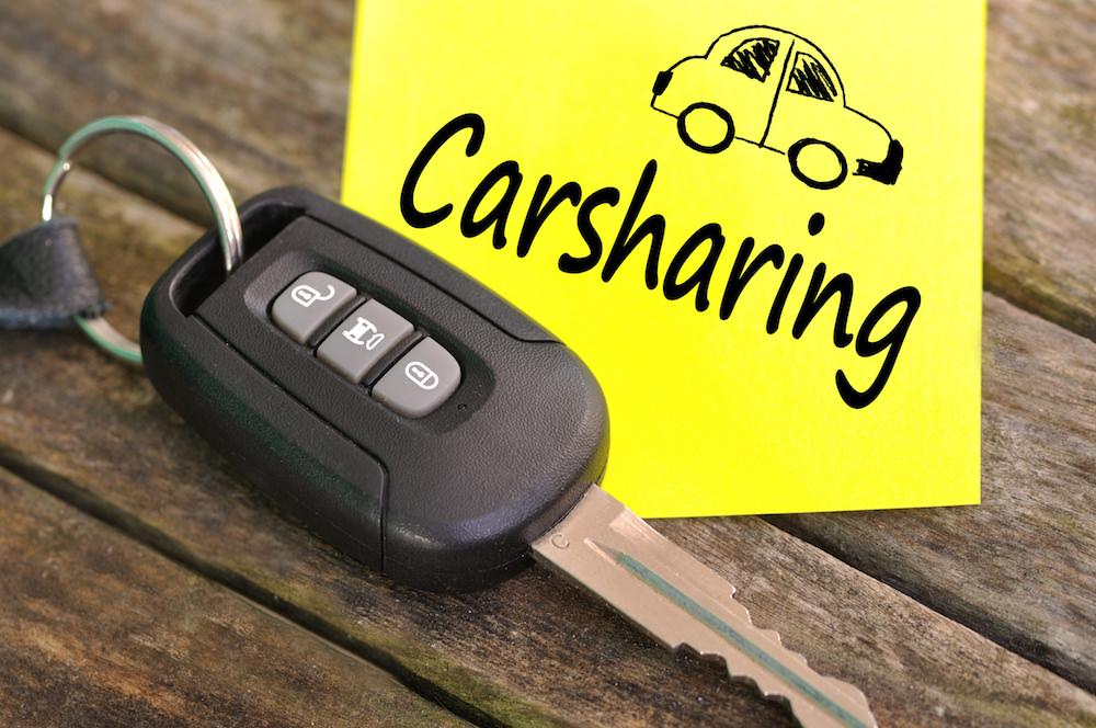 Mobilität durch Carsharing