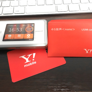 WiMAX Y!mobile