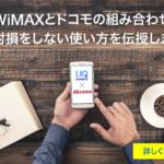 WiMAXとdocomo